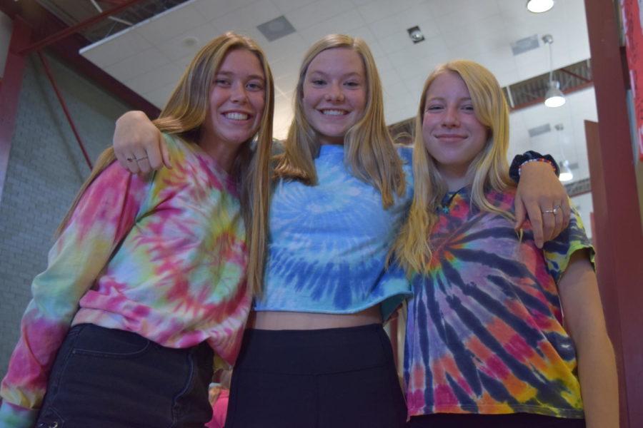 2019 Homecoming Week - Tie-Dye Day