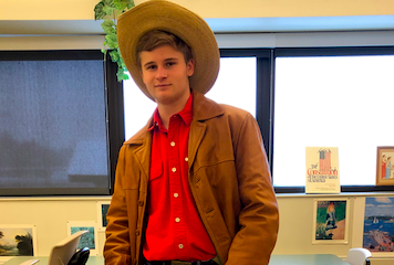 2019 Halloween Spirit Week - Western Day
