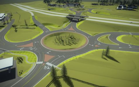 Jeremy Ranch Roundabout Construction in Fourth Consecutive Month