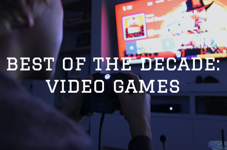 Best of the Decade: Video Games