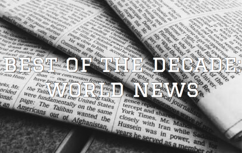 Best of the Decade: World News