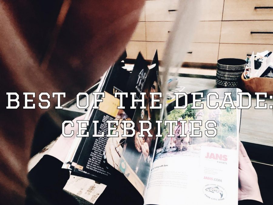 Best of the Decade: Celebrities