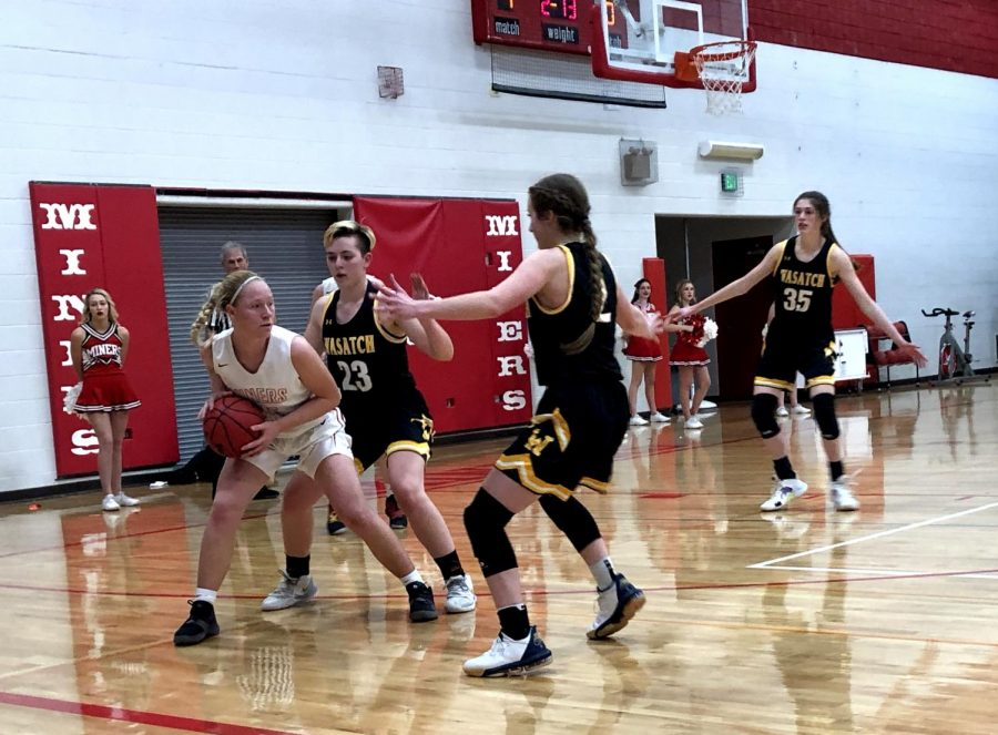 Photo Gallery - PC vs Wasatch Girls Basketball Game