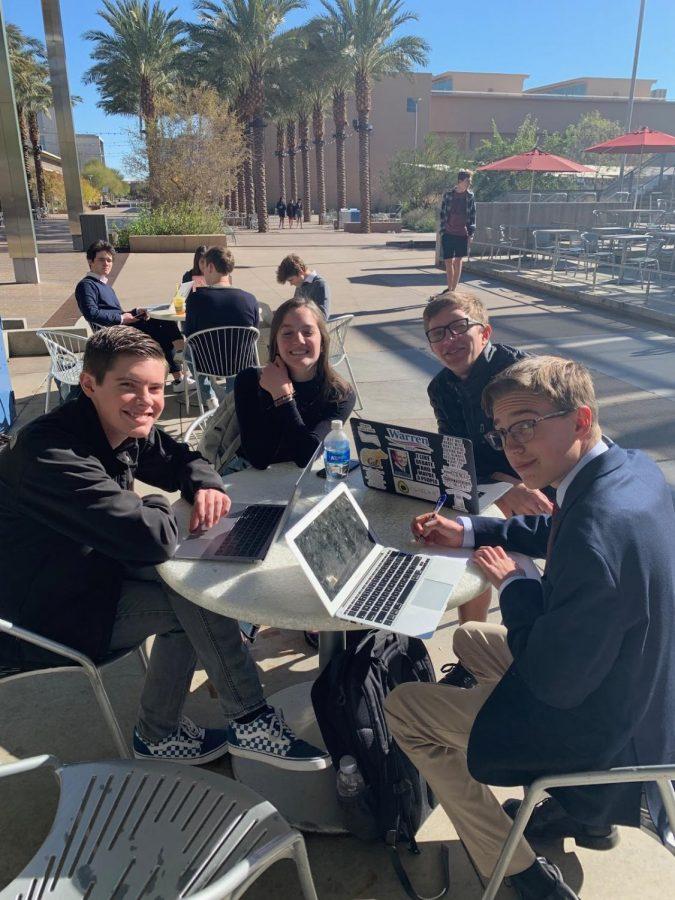 Photo Gallery - Debate at ASU