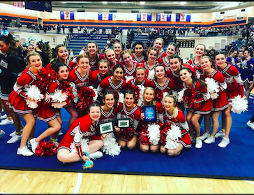 Park City Cheer Stunts Their Way to Nationals