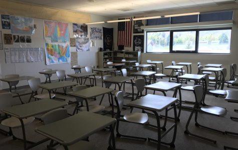 The Coronavirus Forces a Teacher's Unexpected Decision