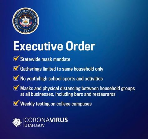 New Utah Executive Order Impacts PCHS Activities