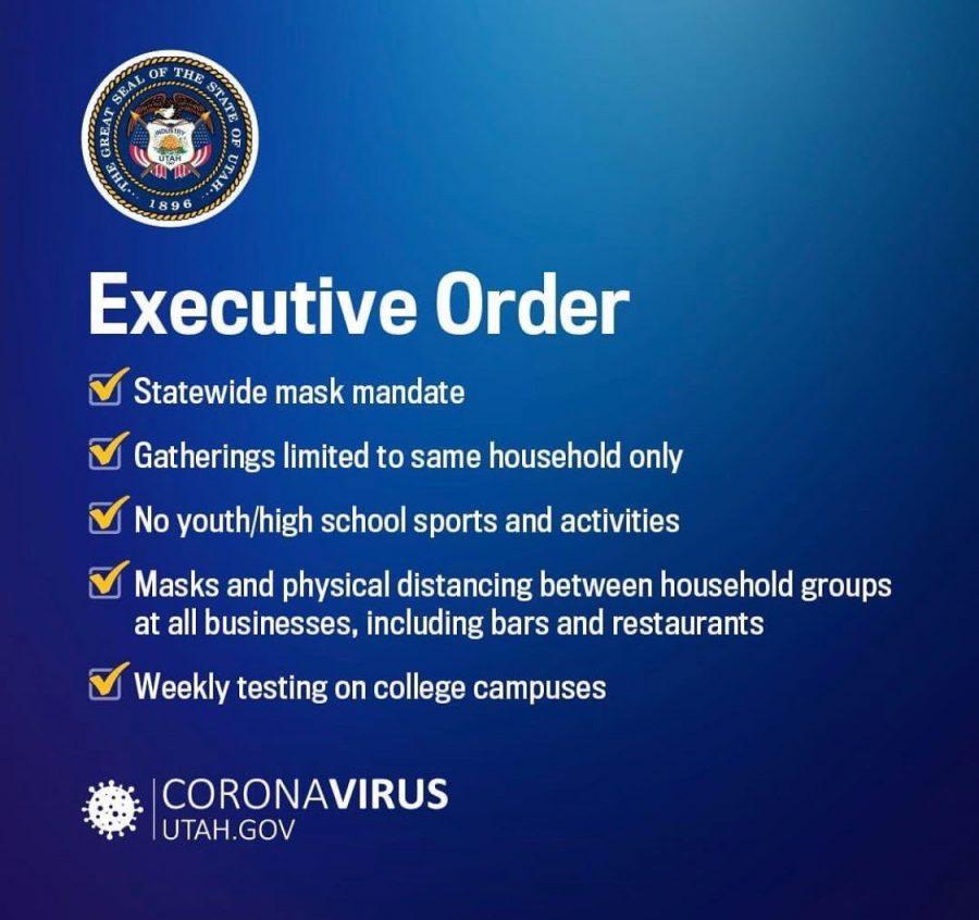 New Utah Executive Order Impacts PCHS Activities