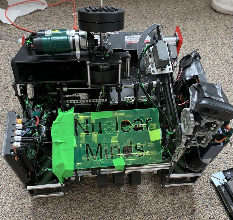 Park City Robotics Teams Set World Record