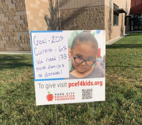 To beat its numbers from last year and win additional funding, PCHS needs 20% of families to donate.